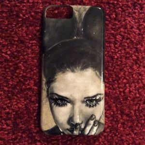 Society6 Krystle Harris Art iPhone 6 6s Hard Case